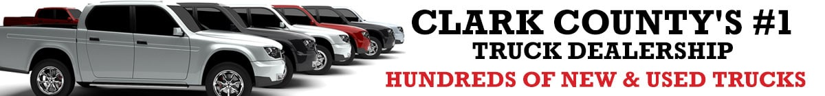 Clark County's top truck dealership